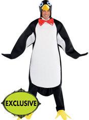 Adult Penguin Pal Costume