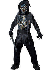 Boys Death Warrior Costume