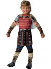 Girls Astrid Costume - How to Train Your Dragon 2