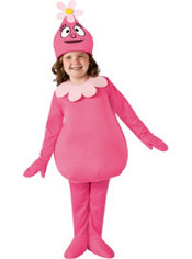 Toddler Girls Foofa Costume - Yo Gabba Gabba