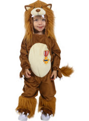 Baby Cowardly Lion Costume - The Wizard of Oz
