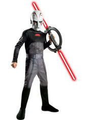 Boys Inquisitor Costume - Star Wars Rebels