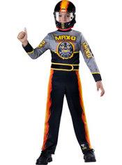 Boys Max-D Driver Costume - Monster Jam