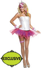 Adult Mystical Unicorn Costume