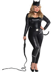Adult PURRvocative Cat Costume Plus Size