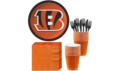 cincinnati bengals party supplies Celebrate your favorite football team with these great team specific football party supplies from al9mg7p1yos.gq Cincinnati Bengals fans will love these great Cincinnati Bengals discount party supplies that feature the Cincinnati Bengals logo on all of the tableware supplies needed to make your Cincinnati.
