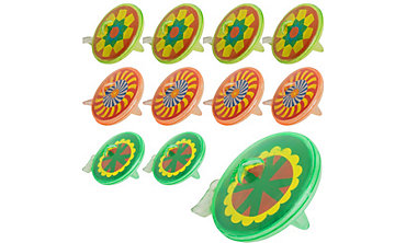 Bright Spinning Tops 48ct