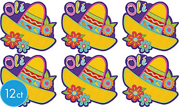 Fiesta Cutout 12ct