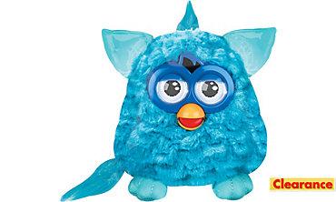 Furby Balloon - Gliding