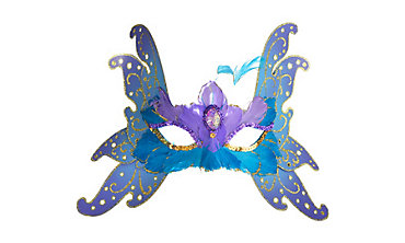 Alluring Butterfly Mask