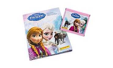 Frozen Sticker Album Set