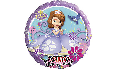 Sofia the First Balloon - Singing