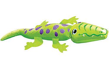Inflatable Alligator Sprinkler