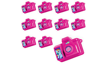 My Little Pony Click Cameras 24ct