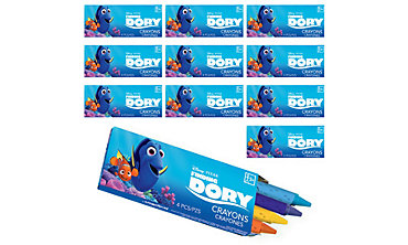 Finding Dory Crayon Boxes 48ct