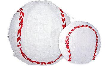 Baseball Pinatas