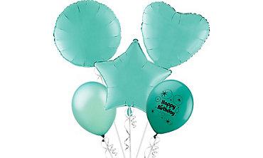 Robin's Egg Balloons