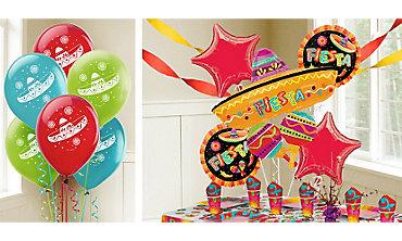Cinco de Mayo Balloons