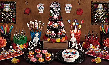 Day of The Dead Sweets & Treats