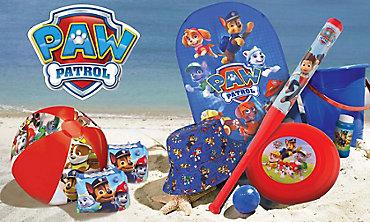Paw Patrol Summer Toys