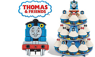 Thomas the Tank Engine Cake Supplies