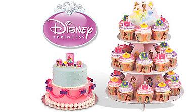 Disney Princess Cake Supplies