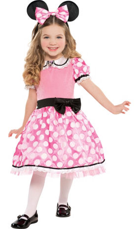 baby minnie mouse costume party city. Black Bedroom Furniture Sets. Home Design Ideas