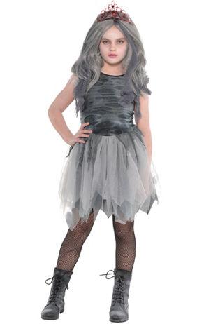 girls zomberina costume party city