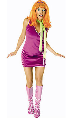 Adult Daphne Costume - Scooby-Doo