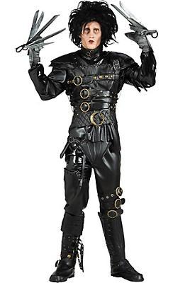 Adult Edward Scissorhands Costume Grand Heritage
