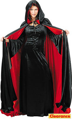 Adult Luxury Reversible Cape
