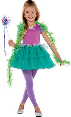 Girls Tutu Ariel Dress - The Little Mermaid