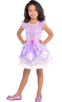 Girls Tutu Sofia the First Dress