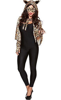 Oh Meow! Leopard Cape Kit