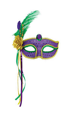 Fashion Mardi Gras Mask