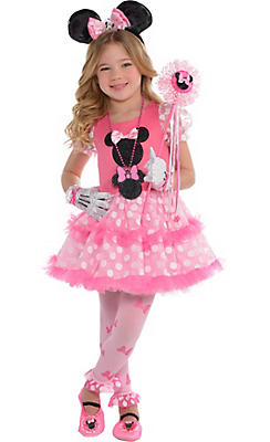 Child Minnie Mouse Tutu Dress