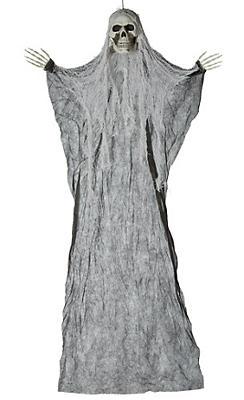 Medium Hanging Black Grim Reaper