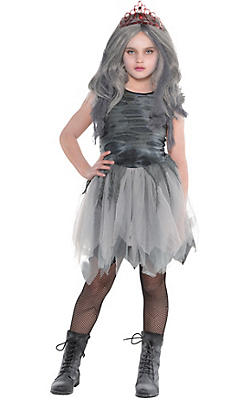 Child Zombie Gown