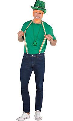 Adult Leprechaun St. Patrick's Day Accessory Kit