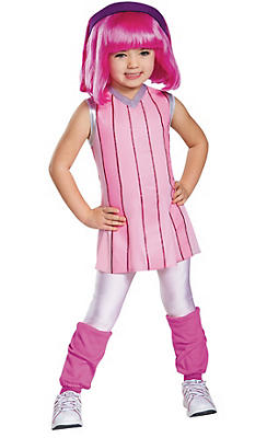 Toddler Stephanie Costume - LazyTown