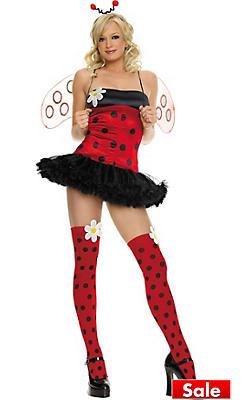 Adult Daisy Bug Costume