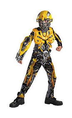 Boys Bumblebee Costume Deluxe - Transformers