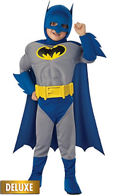 Toddler Boys Superhero Costumes - Party City