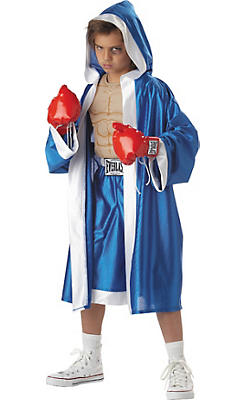 Boys Everlast Boxer Costume