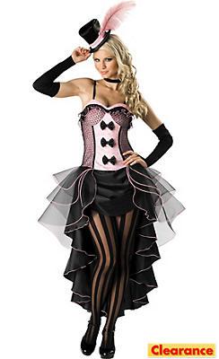 Adult Burlesque Costume Premier
