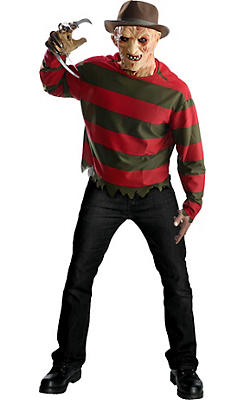 Adult Freddy Krueger Costume - Nightmare on Elm Street