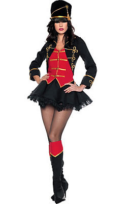 Adult March On Toy Soldier Costume