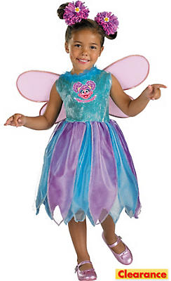 Toddler Girls Abby Cadabby Costume - Sesame Street