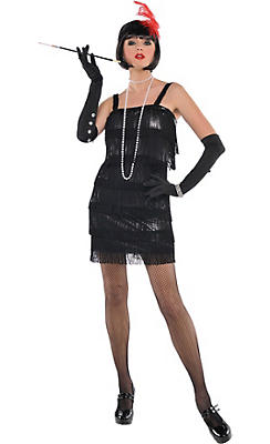flapper costumes - Accessories For Halloween Costumes