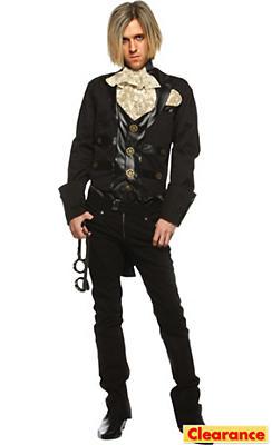 Adult Sir Steampunk Costume